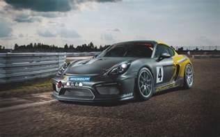 Porsche Gt 4 Manthey Racing Builds Porsche Cayman Gt4