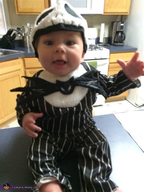 nightmare  christmas jack baby halloween costume