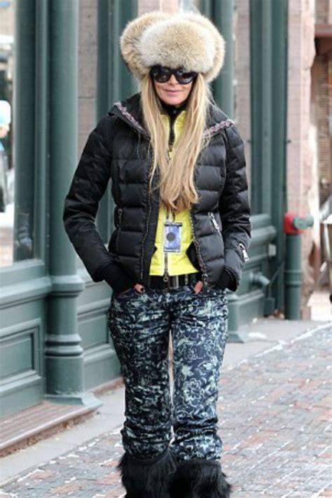 celebrities moon boots trend gallery celebrities wearing