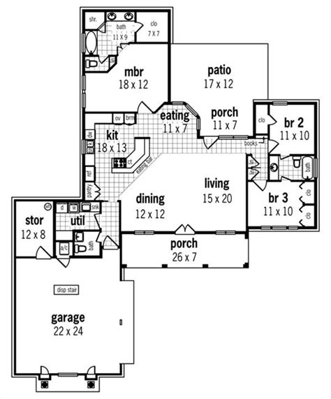 coral homes floor plans cape coral 1633 1860 3 bedrooms and 2 baths the