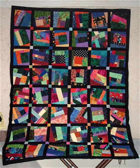 Mile A Minute Quilt by Patchwork Pie Mile A Minute Quilt