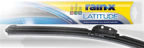 rainx blade finder x 174 latitude 174 wiper blades x
