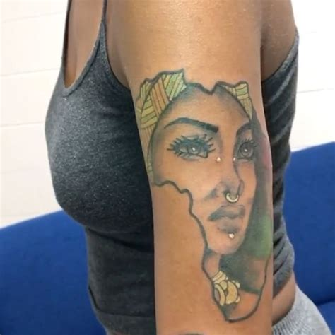 african queen tattoos the 25 best ideas on