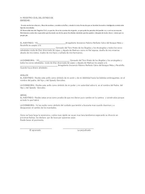 certificado de matrimonio para kermes acta de matrimonio kermes