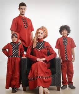 baju muslim keluarga model baju keluarga edisi lebaran hairstylegalleries com