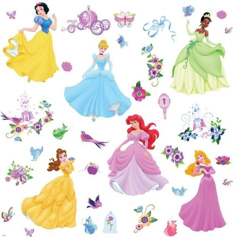 Princess Sofia Wall Stickers roommates