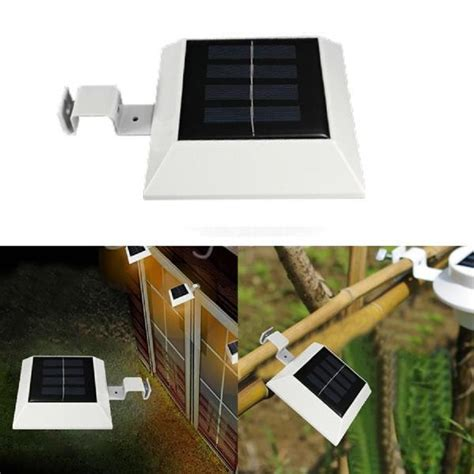 solar fence lighting garden decoration courtyard lights solar led light solar