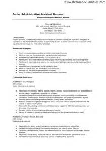 Strong Resume Summary Administrative Assistant Resume Summary Best Business