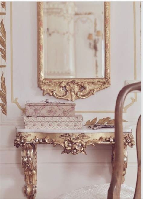 decorative mirror appliques decorative wooden appliques on a mirror and ornate table