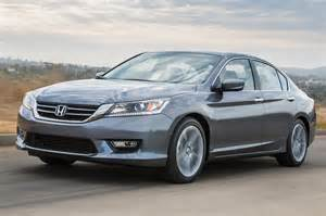2014 Honda Sport 2014 Honda Accord Reviews And Rating Motor Trend