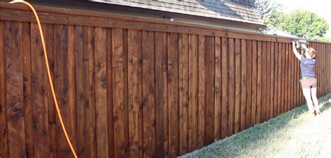 on board building a board on board cedar fence tutorial with