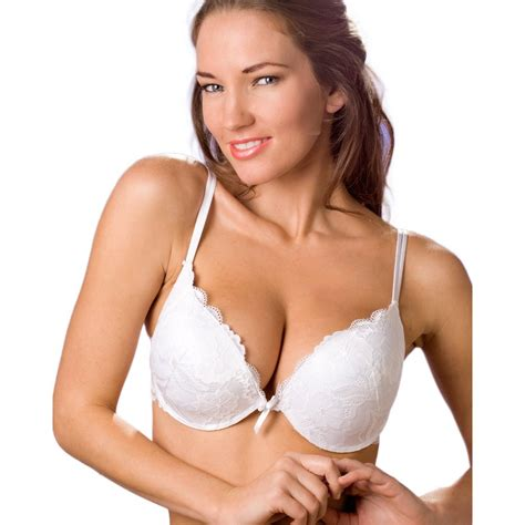 Push Up Bra White camille white push up gel booster padded womens bra size 32a 38d
