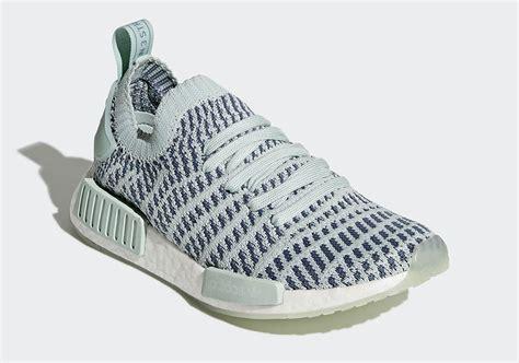 adidas nmd  primeknit stlt cq retro shoes