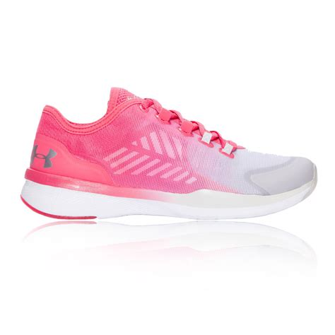 womens pink sneakers armour charged push womens pink sneakers