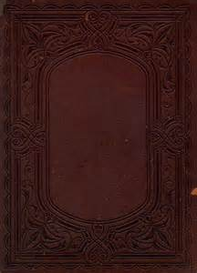 leaping frog designs antique book cover frame free png image