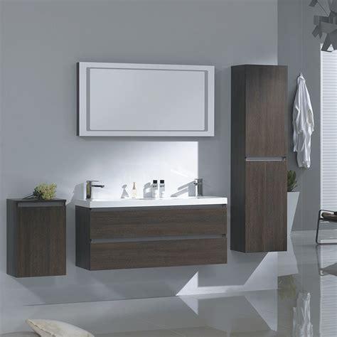 Badezimmer Unterschrank Willhaben by Doppelwaschtisch Badm 246 Bel Set Alamo Eiche Badezimmerm 246 Bel