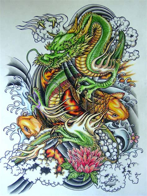 yakuza tattoo flash maur 237 cio teodoro rồng pinterest tattoo dragons and