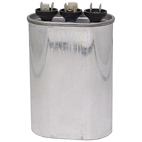 general electric capacitor 5 mfd 370 volt 25 5 mfd 370 volt ac oval dual run capacitor 27l629 general electric brands www