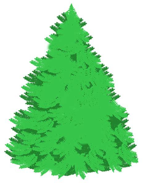 blank christmas tree clip art 37