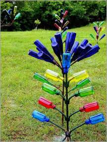 Gardeners Supply Bottle Tree 5 Amazing Garden Ideas From Recycled Materials