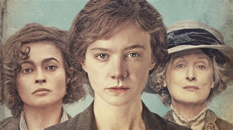 hairstyles for sufferattes see the new suffragette movie poster with carey mulligan