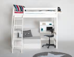 bunk bed desk and futon combo josh and noah s room