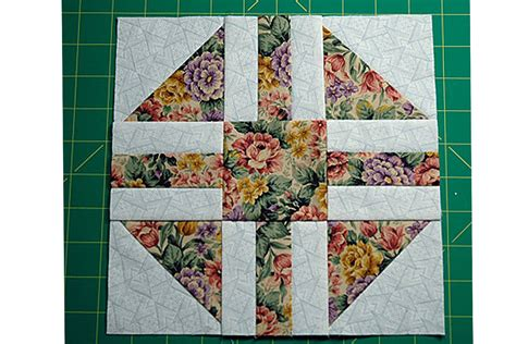 How To Make A Quilt Block by Paths And Stiles An Easy Quilt Block Pattern