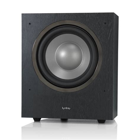 subwoofer infinity infinity reference sub r10 10 quot 200w subwoofer subr10bk b h