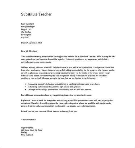 cover letter sles for teachers cover letter template ingyenoltoztetosjatekok