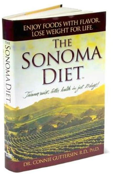 The Sonoma Diet Dr Connie Guttersen by Sonoma Diet By Connie Guttersen 9780696228315
