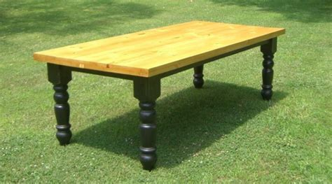 custom farm tables custom made farm tables to your specifications pictures of our farm tables located on the