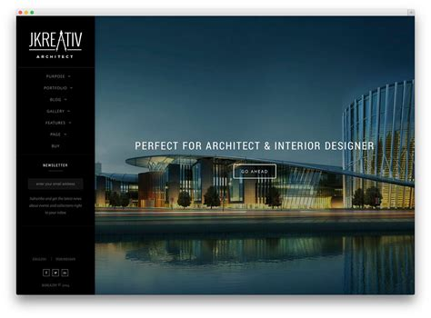 architectural design websites 30 architecture responsive wordpress themes for architect