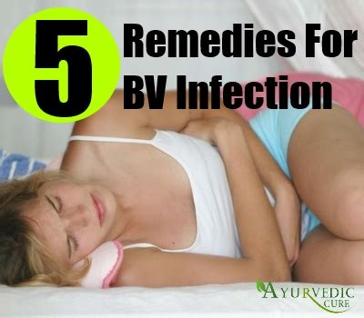 bacterial vaginosis infection home remedies treatments