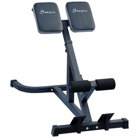 45 hyperextension bench soozier 45 degree hyperextension bench roman chair