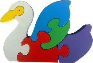 Timbangan Angsa mainan anak puzzle hewan angsa toko mainan anak edukatif