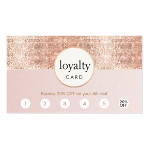 how to make loyalty cards punch business cards templates zazzle