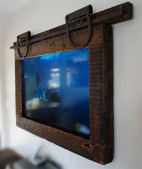 9 awesome frames for your flatscreen tv apartment geeks