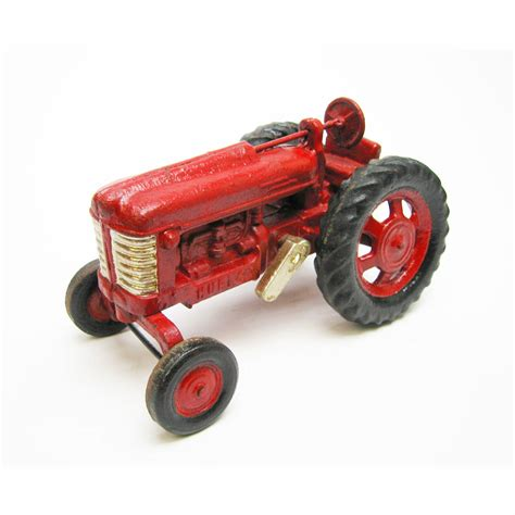 cast iron farm collectible red hubley working antique replica cast iron