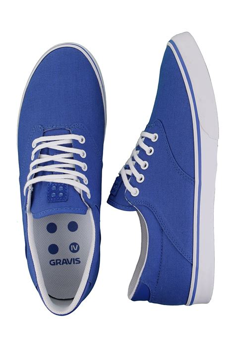 gravis filter bright blue shoes impericon worldwide