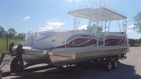 tritoon boats for sale ebay tritoon classic 2014 for sale for 65 000 boats from usa
