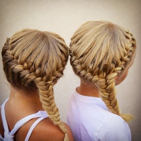 Modele Coiffure Fille 7 Ans