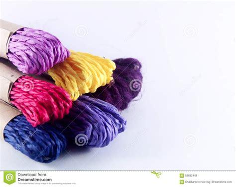 colorful yarns colorful yarns traditionally made of llama and alpaca in