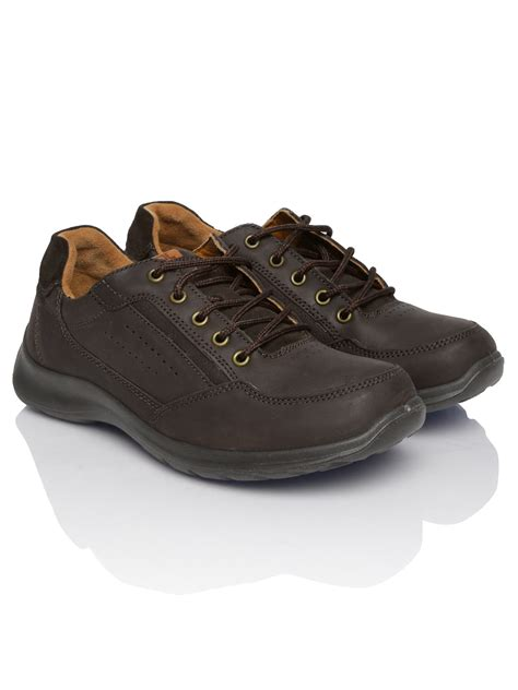 D Island Shoes Casual Leather Brown myntra woodland coffee brown leather casual shoes 563745 buy myntra woodland casual shoes