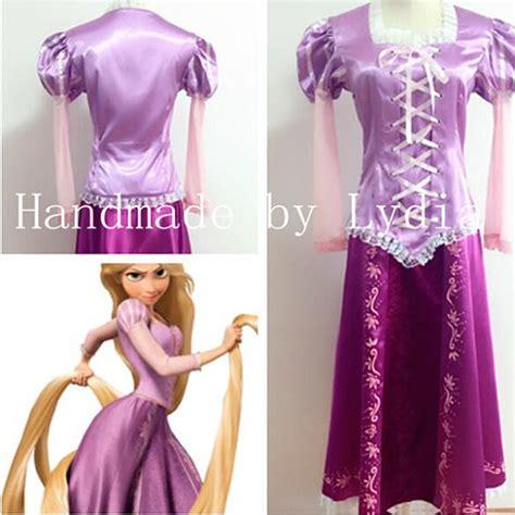 Handmade Rapunzel Dress - handmade rapunzel dress rapunzel costume rapunzel