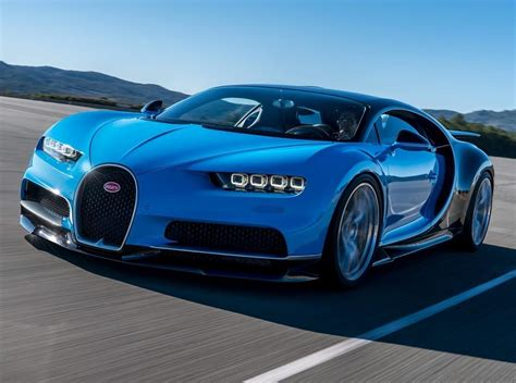 Bugatti Chiron Is The S Fastest Car Drive Safe And