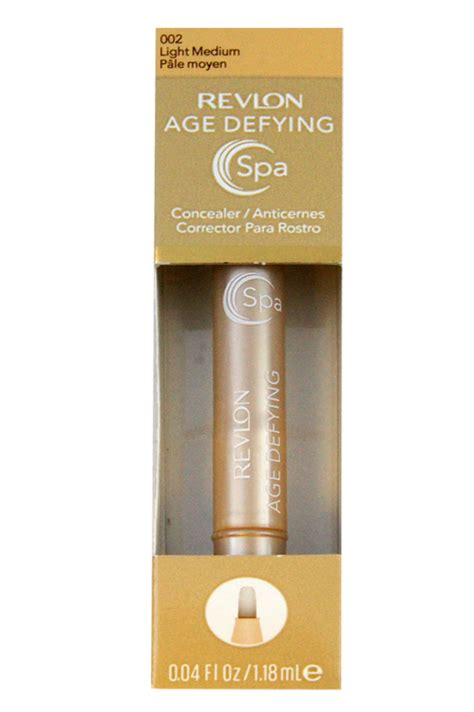 Revlon Age Defying revlon age defying spa concealer light medium 002 concealer