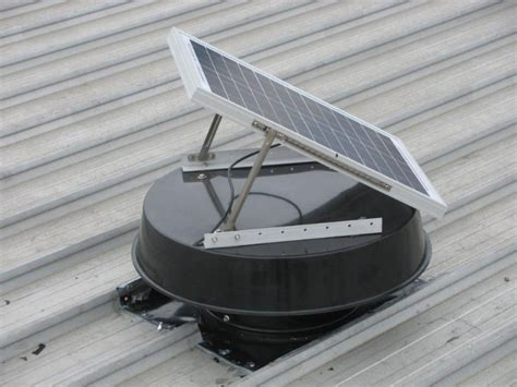 solar powered exhaust fan shed solar powered ventilation solar whiz commercial