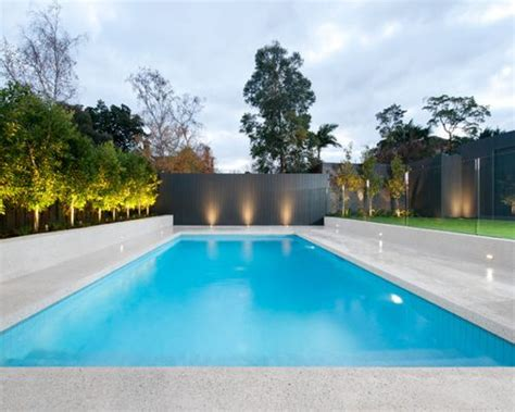 backyard designs with pool pool contemporary with fence modern pool design ideas remodels photos