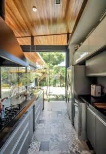 Ordinary Carreaux De Ciment Credence #4: Deco-cuisine-verriere-avec-sol-en-carreaux-de-ciment-.jpg