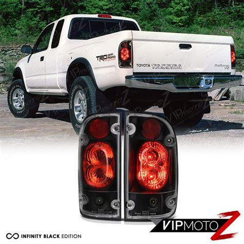 2017 tacoma aftermarket tail lights details about 01 04 toyota tacoma 2 4wd trd jdm pickup
